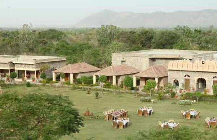 Pushkar Bagh Resort