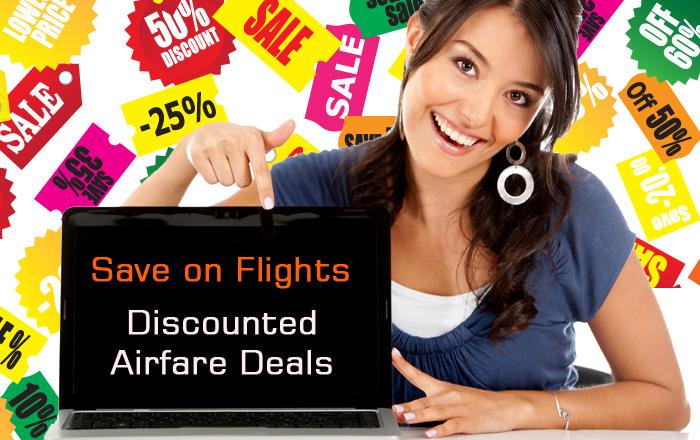 International Flights Offer