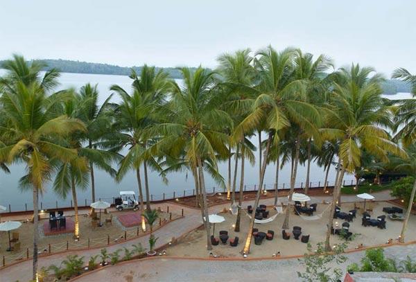 Cambay Palm Lagoon,Kerala