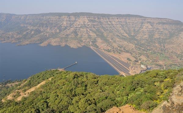 Mahabaleshwar dam