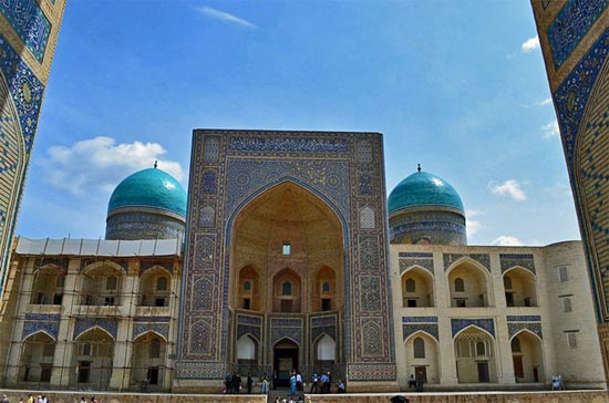 Miri Arab madrasah,UZBEKISTAN