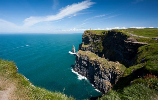 The Magnificent Cliffs of Moher