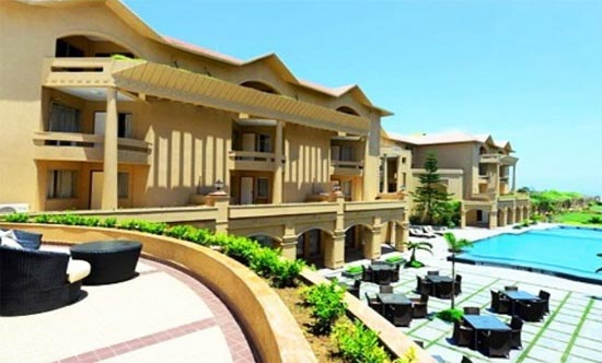 The chariot resort & spa