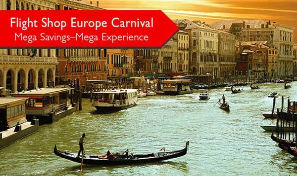 Europe-Carnival