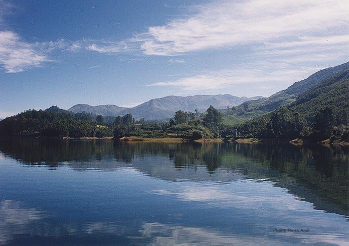 Mattupetty Lake,Munnar