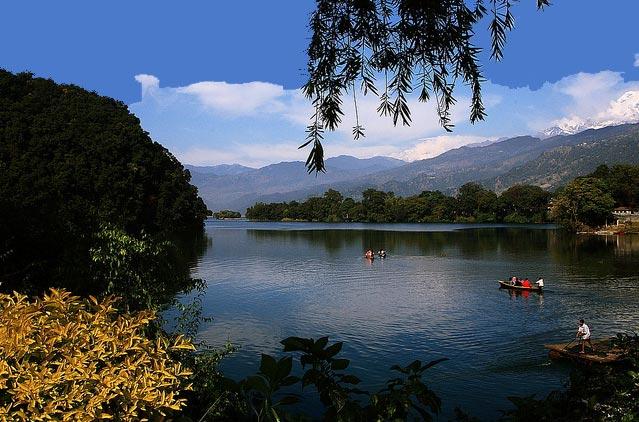 Nepal Pewa lake