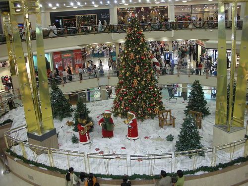 Christmas and New Year in Dubai