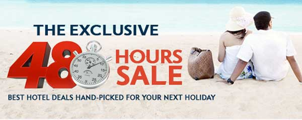 48 hour vacation deals