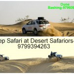 Jeep Safari and Dune Bashing at Jaisalmer