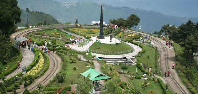 Batasia-Loop-Darjeeling