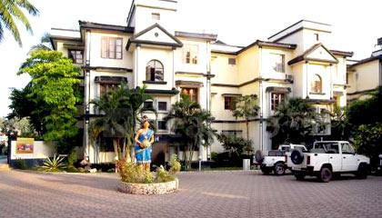 Maizons Lake View Resort Goa