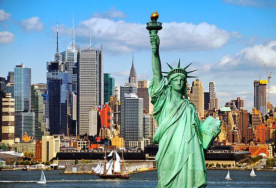 New York Statue Libert