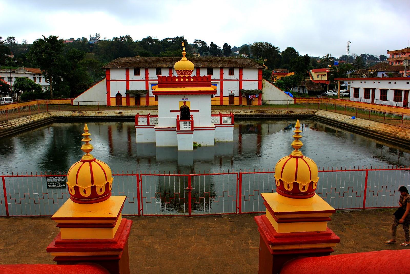 omkareshwara temple madikere