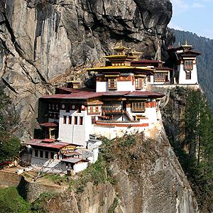 """""""Tiger's nest monastery"""