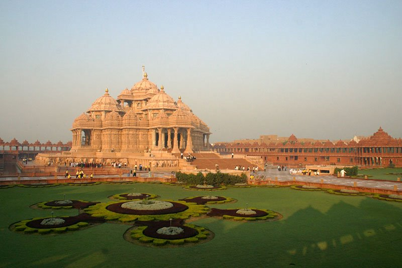 Swaminarayan Akshardham Temple Delhi India