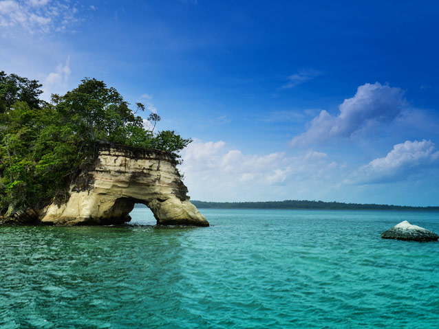 Radhanagar Beach On Havelock Island