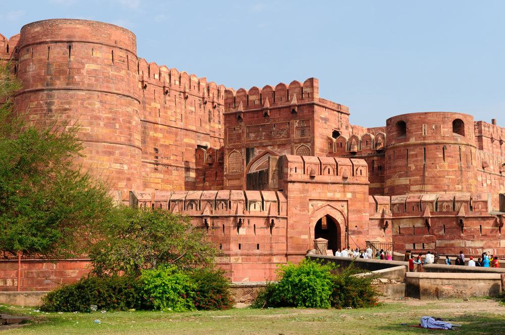 Red-Fort,-Agra