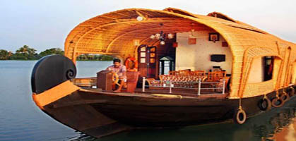 Alleppey boat Cruise