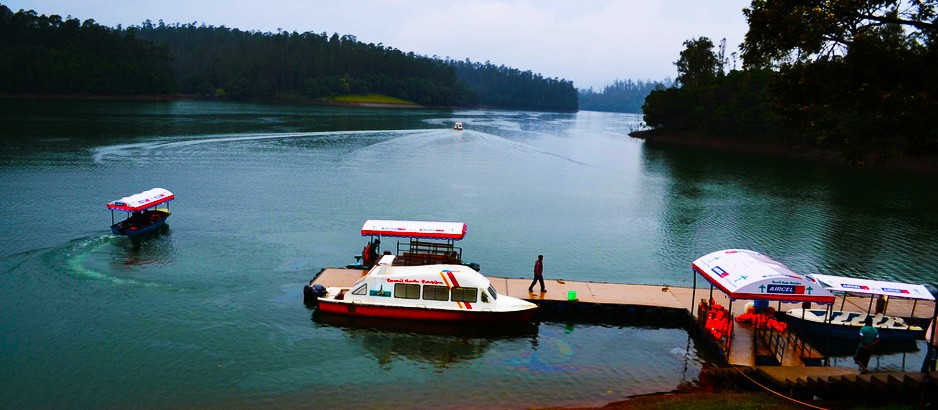 Boat Ride - Ooty Lake
