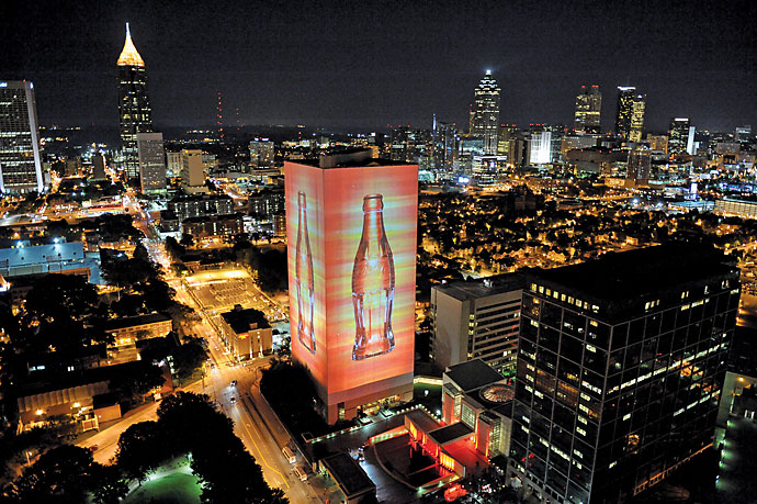 Coca Cola Company in Atlanta