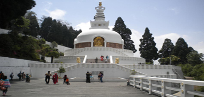 Darjeeling  Japanese Temple