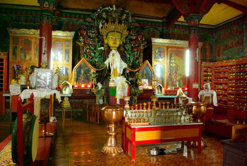 Ghoom Monastery