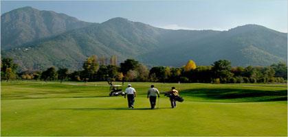 Golf Course Srinagar