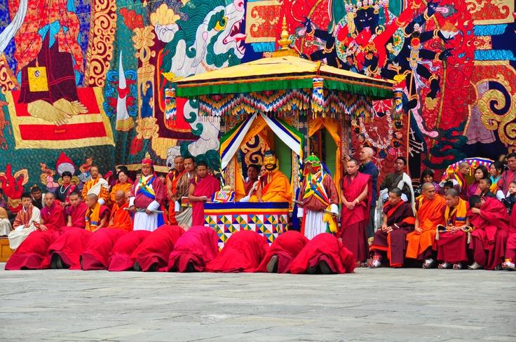 Punakha Tsechu Festival