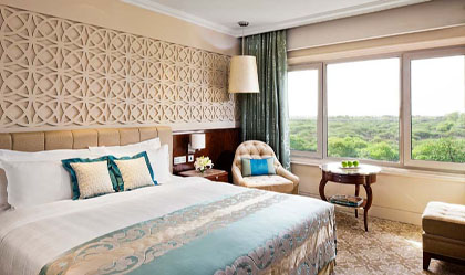 Taj Lake Palace Room