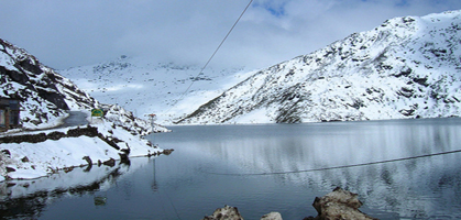 Tshangu Lake