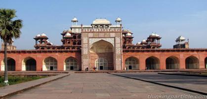 Akbar Tomb Sikandra
