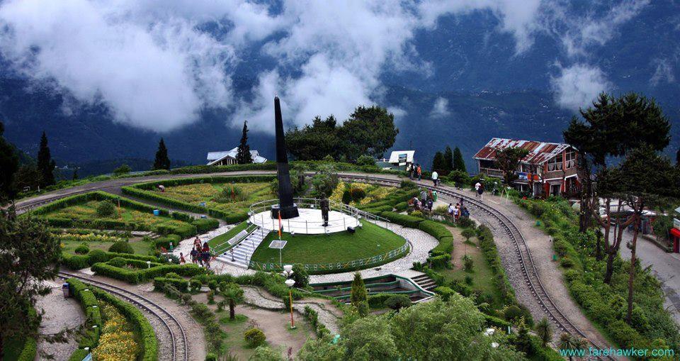 Batasia Loop, Darjeeling1