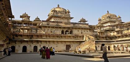 Bir Singh Deo Palace