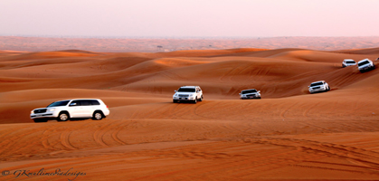 Desert Dunes Safari,Dubai