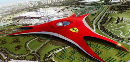 Ferrari Park, Dubai