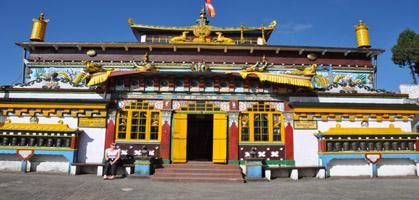 Ghoom Monastery,Darjeeling