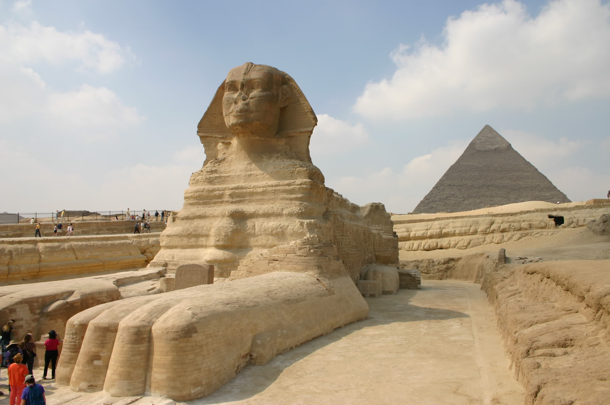 Great Pyraminds of Giza1