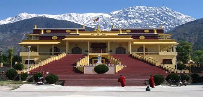 Gyuto Monastery Dharamsala