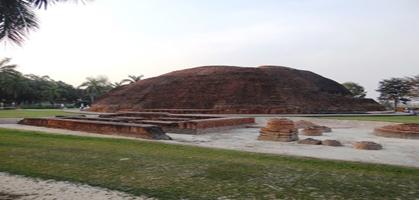 Mukutbandhan-Chaitya Stupa