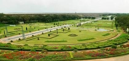 Vrindavan Garden, Mysore