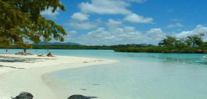 Aux Cerfs Island