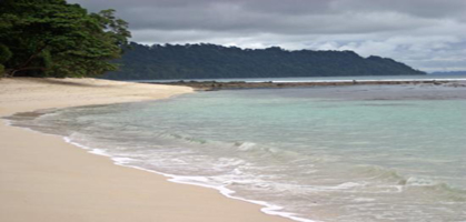 Beach no 7, Havelock Island
