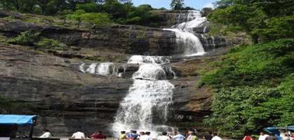 Cheeyappara Falls