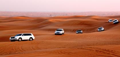 Desert Safari,Dubai