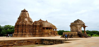 Jagdamba Temples