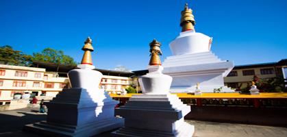 Do - Drul Chorten Stupa