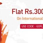 Get Rs 3000 OFF On International Flight From Goibibo