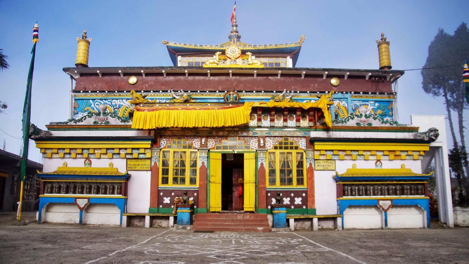 Ghoom Monastery12