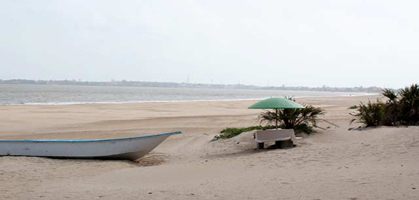 Goghla Beach
