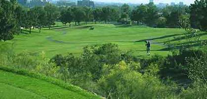 Golf Course Ranikhet